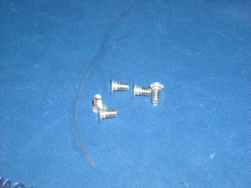 """100 pcs PEM FHS-632-4 Self-Clinching Threaded Studs 6-32 x 1//4/"""" Stainless Steel"""