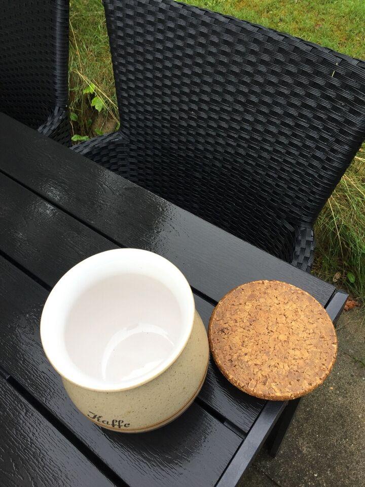 Keramik, Kaffekrukke, Odense