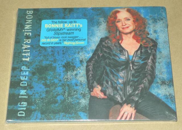 Dig in Deep [2/26] * by Bonnie Raitt (CD, Feb-2016, Redwing Music)