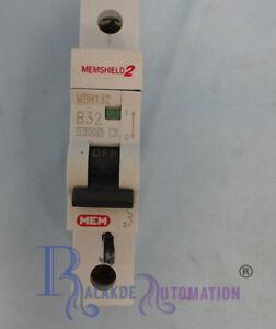 MEM Memshield 2 MCH350 3P 50a Type C MCB *NEW*