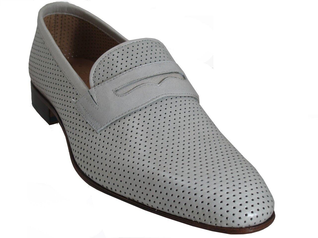 protezione post-vendita Doucals Uomo Uomo Uomo Italian 41050 Dressy Slip on scarpe  negozio online