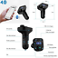 Fm-Transmitter-Bluetooth-Handsfree-MP3-Radio-Player-Car-Kit-3-1A-USB-Charger thumbnail 11