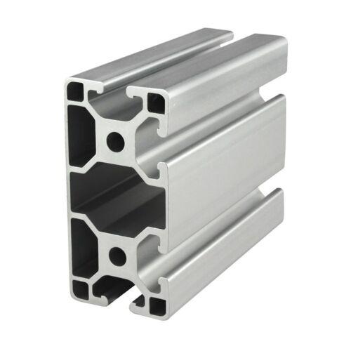 80//20 Inc 40mm x 80mm Aluminum Extrusion 40 Series 40-4084-Lite x 915mm N