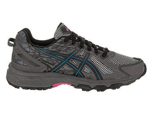 ASICS Venture Gel Trail Running Schuhe T7G6Q-9041 Sz 8 NWT