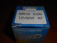 EIKO MR16 EXN 12V 50W Halogen Lamp Light Bulb 12V50W 40
