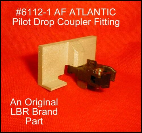 NEW AMERICAN FLYER  Drop Coupler Fitting Adapter