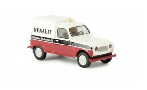 14715-Brekina-Renault-r4-fourgonnette-034-Renault-Camion-Service-034-F-1-87