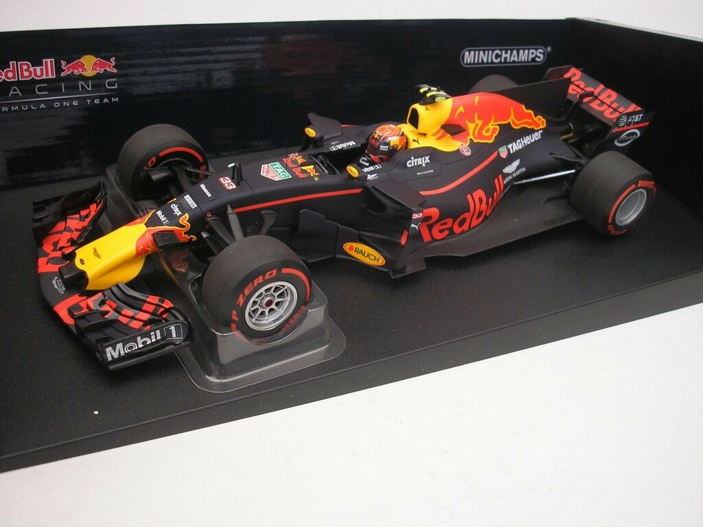 Red Bull RB13 Australia GP 2017 MAX VERSTAPPEN 1 18 Minichamps 110170033 NEW