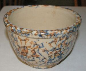 Really-Clean-Red-Wing-Stoneware-6-Paneled-Sponge-Nesting-Bowl