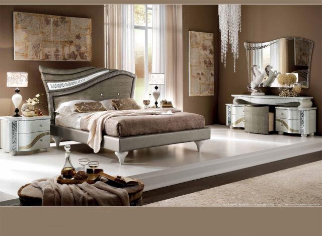 Luxus Komplett Schlafzimmer Set Miro Arredo Classic Klassische Stilmöbel Italien