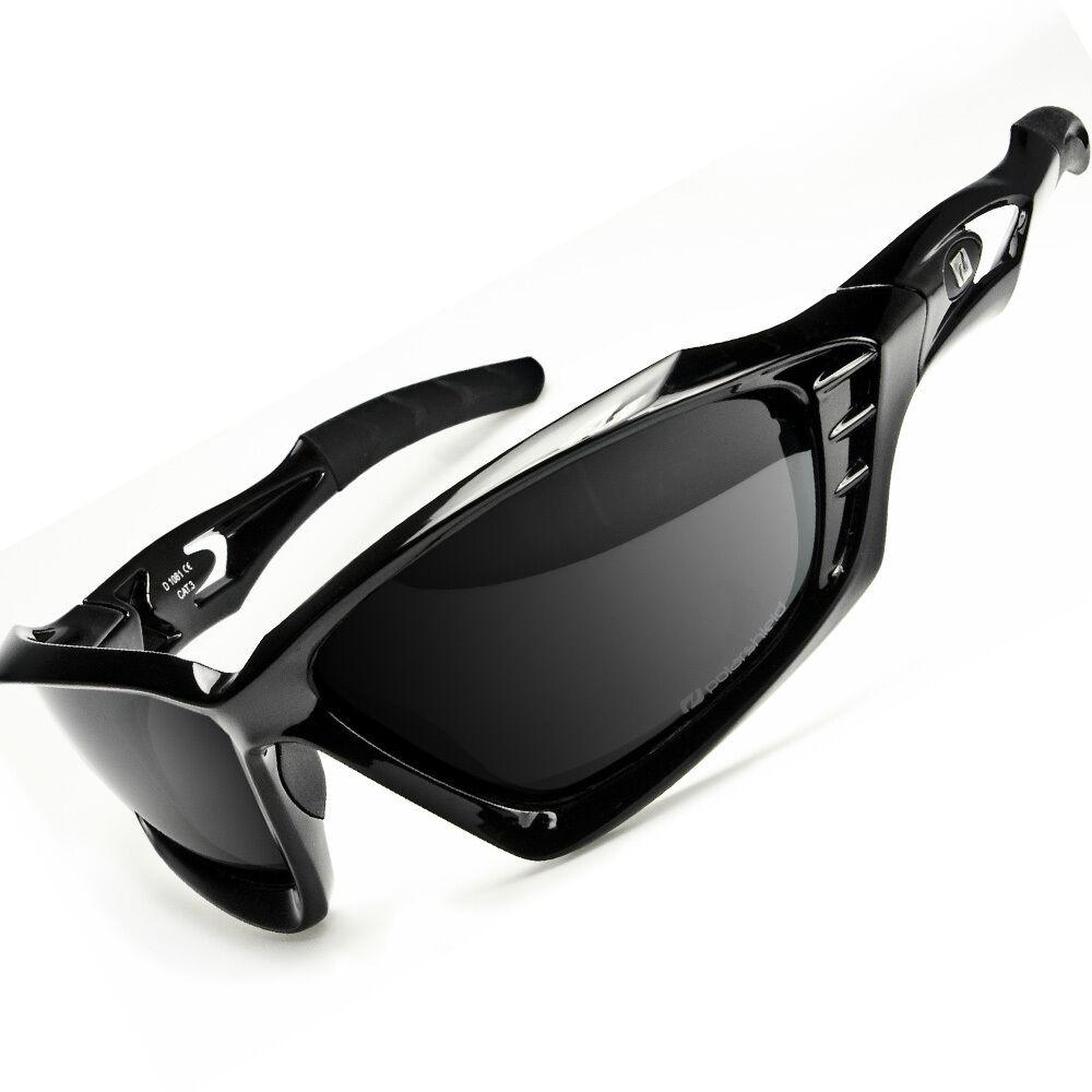 Polarisierende Motorsport Angler Sonnenbrille Brille Biker polarisierende Gläser