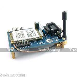 GSM-SIEMENS-TC35-SMS-Module-Board-RS232-UART-Serial-Arduino-Voice-adapter