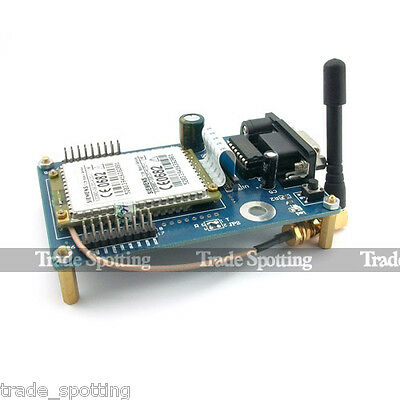 GSM SIEMENS TC35 SMS Module Board RS232 UART Serial Arduino + Voice adapter  | eBay
