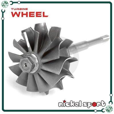 Performance KKK K26 54.51 / 64.2 mm 12 Blades Turbocharger Turbine Shaft Wheel