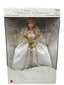 Cinderella Winter Dreams KB Toy Special Edition Vintage