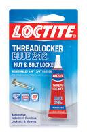 Loctite Nut & Bolt Gel Threadlocker 242 Blue 209728