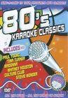 80s Karaoke Classics 5022810605935 DVD Region 2