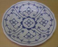 Winterling Porzellan Indisch Blau, Suppenteller 24 Cm, Festoniert