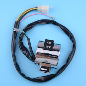 Motorcycle-Right-Handlebar-Start-Switch-Unit-ON-OFF-START-Switch-for-BENZHOU