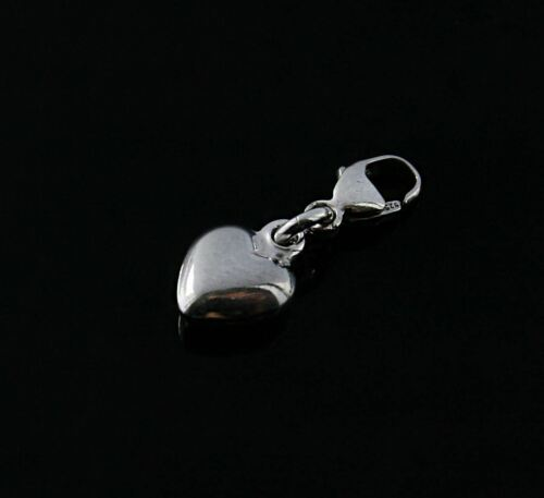 Genuine 925 Sterling Silver Miniature Charms For European Charm Bracelet