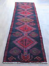 Traditional Vintage Wool Handmade Classic Oriental Area Rug Carpet 370 X 75 cm