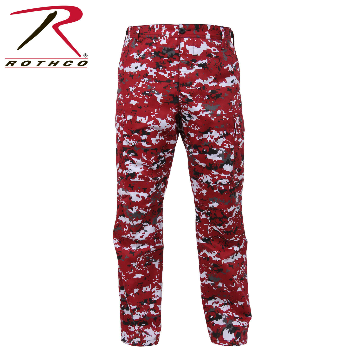 redhco Tactical BDU Pants Red Digital Camo   customers first