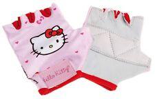 Kinder Fahrrad Handschuhe Hello Kitty rosa 3-6 Jahre NEU