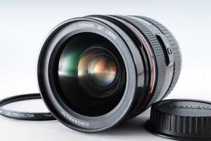 Casi-nuevo-Canon-EF-28-70mm-f-2-8-Lente-AF-USM-para-L-EOS-EF-montaje-de-Japon