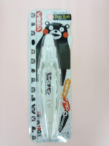 Kawaii Kumamon Decoration tape pen DECO RUSH Japan