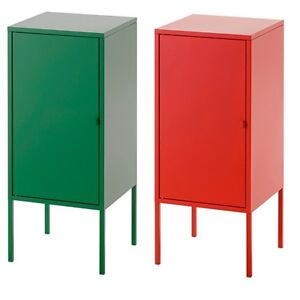 Superieur Image Is Loading Ikea LIXHULT Cabinet Cupboard Home Office Storage Living