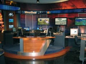 Details about Virtual Sets, Backgrounds, Special effects, Newsroom Green  Screen + Chroma key