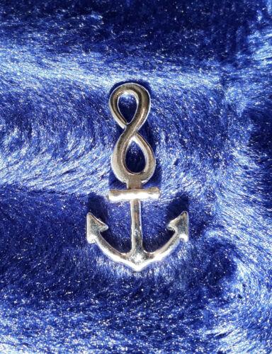 1//2//3 Anker Beads Großloch Perlen Paracord Armband Großlochperlen B118