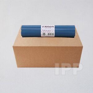 Muellsaecke-120-Liter-Zugband-Typ-60-blau-25-Stueck