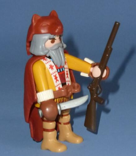 Playmobil montagne TRAPPEUR//WOLFMAN//indien série 16 figurine NEW RELEASE 70159