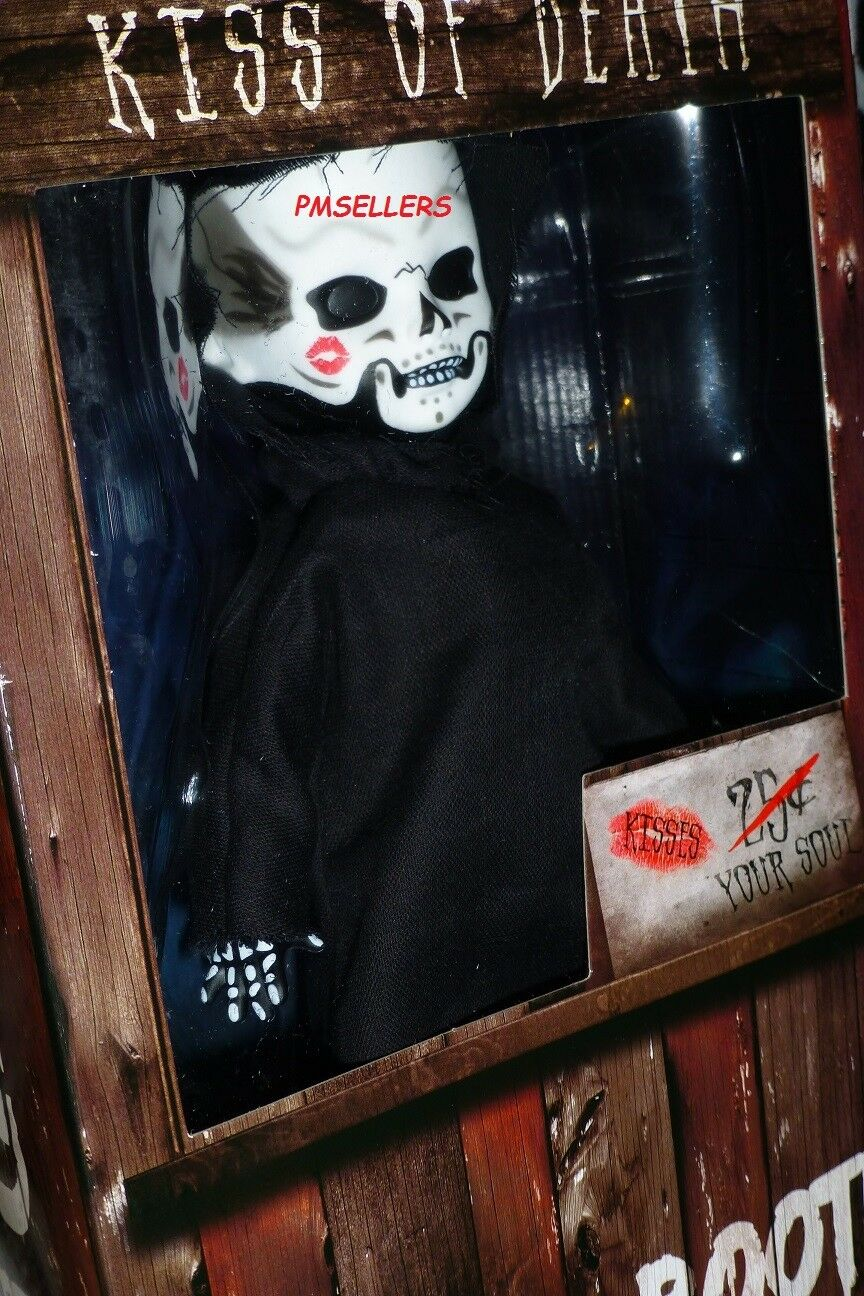 LIVING DEAD DOLLS GRIM REAPER KISS OF DEATH KISSING BOOTH NEW