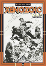 Mark Schultz's Xenozoic Tales: Artist's Edition IDW Hardcover New original art