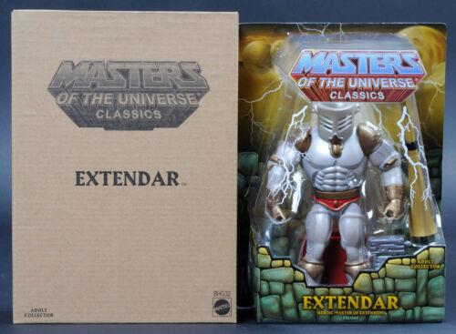 2014 Mattel Extendar Masters of the Universe MOTUC Masters of the Universe Classics Comme neuf on Card