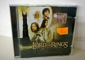The-Lord-of-the-Rings-The-Two-Towers-O-S-T-Cd-Come-Nuovo