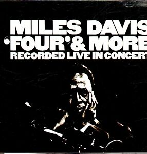 Miles Davis ‎– 'Four' & More - Recorded Live In Concert ...A50 - Ellerhoop, Deutschland - Miles Davis ‎– 'Four' & More - Recorded Live In Concert ...A50 - Ellerhoop, Deutschland