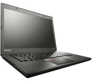 Lenovo ThinkPad T450 Intel Core i5-5300U 2x 2,3GHz 256GB SSD 8GB HD 5500 CAM W10