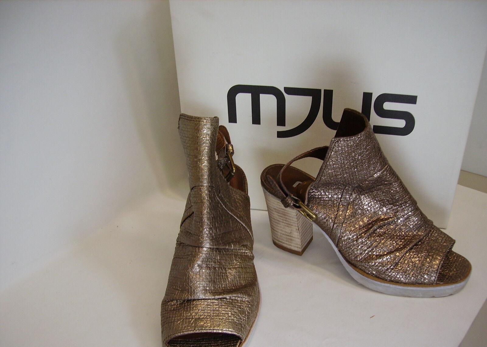 Damenschuh MJUS Corda Sandalette Bronze Gr. 37