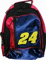 Jeff Gordon 24 Dupont Motorsports Back Pack