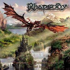 RHAPSODY - SYMPHONY OF ENCHANTED LANDS, VOL. 2: THE DARK SECRET (NEW CD)