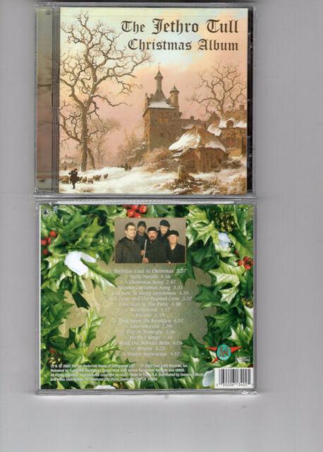 The Jethro Tull Christmas Album by Jethro Tull (CD, Sep-2003, Fuel 2000) for sale online | eBay