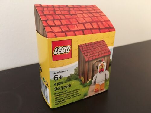 LEGO Easter Special Chicken Suit Guy Minifigure 5004468