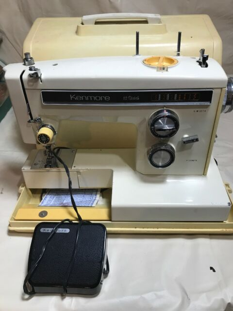 Kenmore Ultrastitch 40 Arm Sewing Machine 40 1564081 EBay Simple Kenmore Sewing Machine Model 158