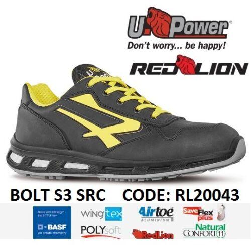 U power Upower Bolt Scarpe Src Rl20043 Lavoro Antinfortunistica S3 UZqrUYT
