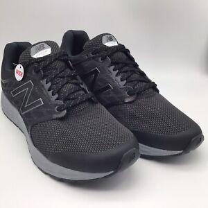 New Balance Fresh Foam 1165 Black/Gray Walking Shoes MW1165BK Men ...