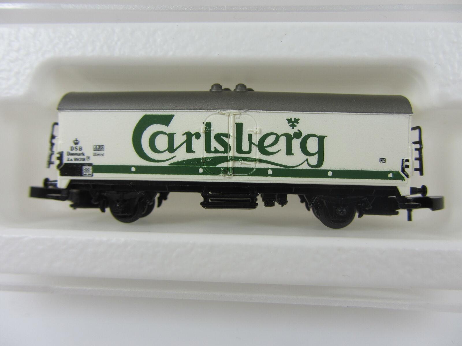 8600 CARRO BIRRA BIRRA CARLSBERG Danimarca DSB molto raramente M. imballaggio