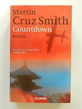 Martin Cruz Smith Countdown Roman Thriller Goldmann Verlag